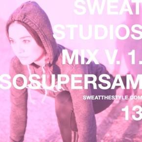 @AdrianneHo Presents: Sweat The Mix Vol. 1 W/ DJ @SoSuperSam[Mixtape]