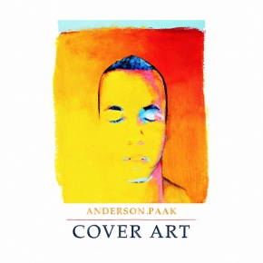 Anderson .Paak (@BreezyLovejoy)- Cover ArtEP