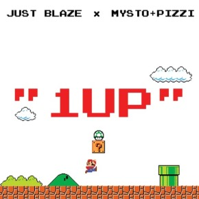 @JustBlaze x @mystoandpizzi- 1UP!