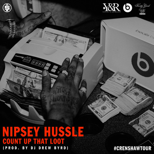 nipsey hussle count up