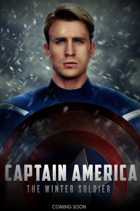 Captain America: Winter Soldier [Trailer]
