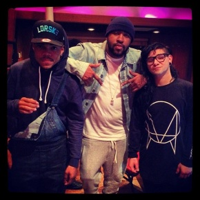 @Skrillex Previews New Music With @ChanceTheRapper [Video]