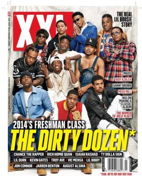 And Your @XXL Freshman For 2014 Is…..