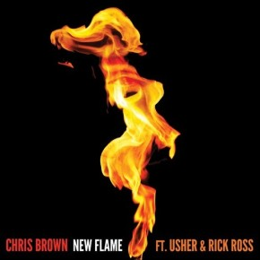 Chris Brown (@ChrisBrown) feat. @Usher & @RickyRozay- New Flame