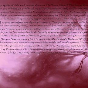 "Welcome to MisfitLand: Keilah Drops ""The Phoenix DiariesEP"""