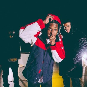 Drake (Feat. A$AP Rocky) 'Wu-Tang Forever (Amix)'