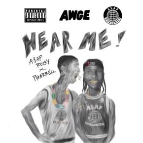 A$AP Rocky (Feat. Pharrell) 'HearMe'