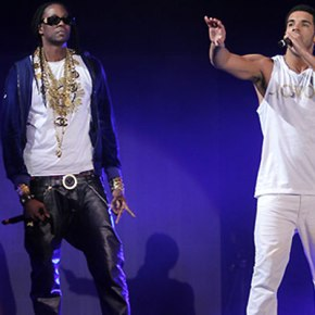 2 Chainz x Drake 'Big Amount'
