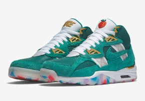 "Why You Should Cop The Nike Air Trainer SC High ""1996 Olympics"" This Weekend"
