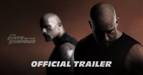 The Fate of the Furious [OfficialTrailer]