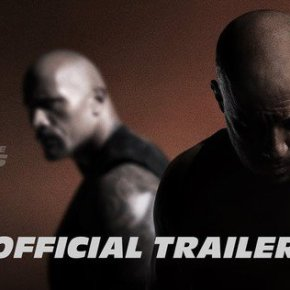 The Fate of the Furious [Official Trailer]