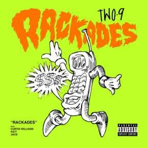 Two 9- Rackades