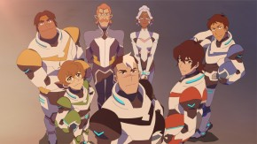 Voltron: Legendary Defender [Season 2 Official Trailer]